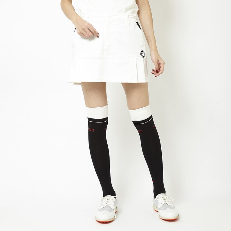 ASK SKIRT(WHITE)
