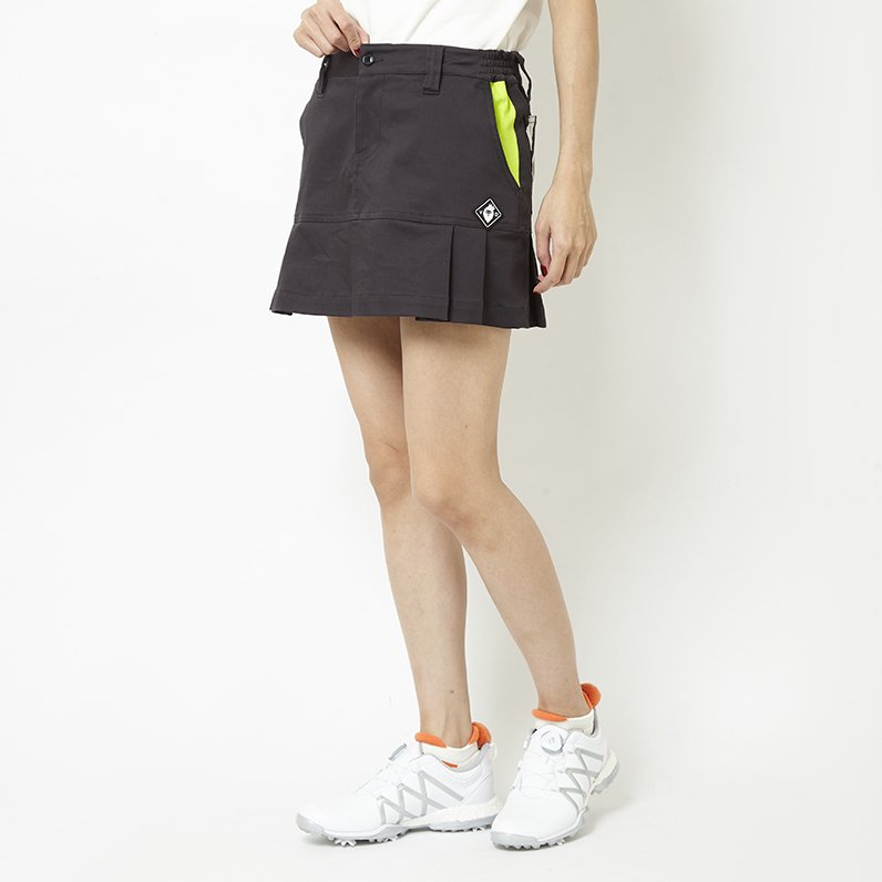 ASK SKIRT(BLACK)