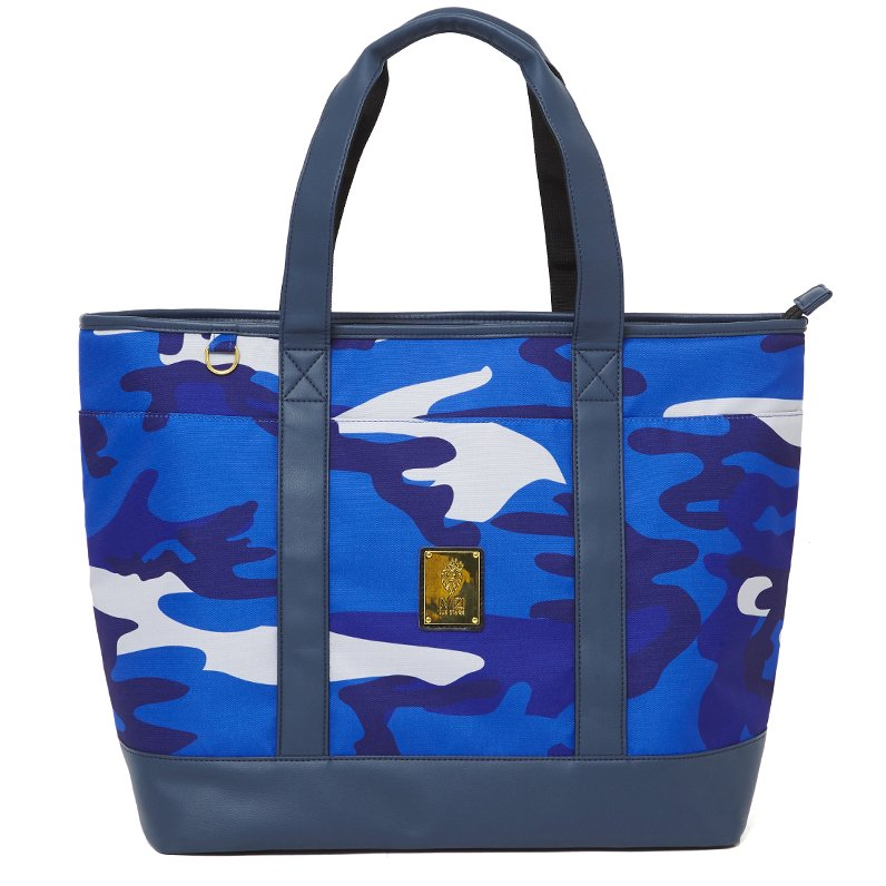 BIG TOTE(NAVY GRAY CAMO)