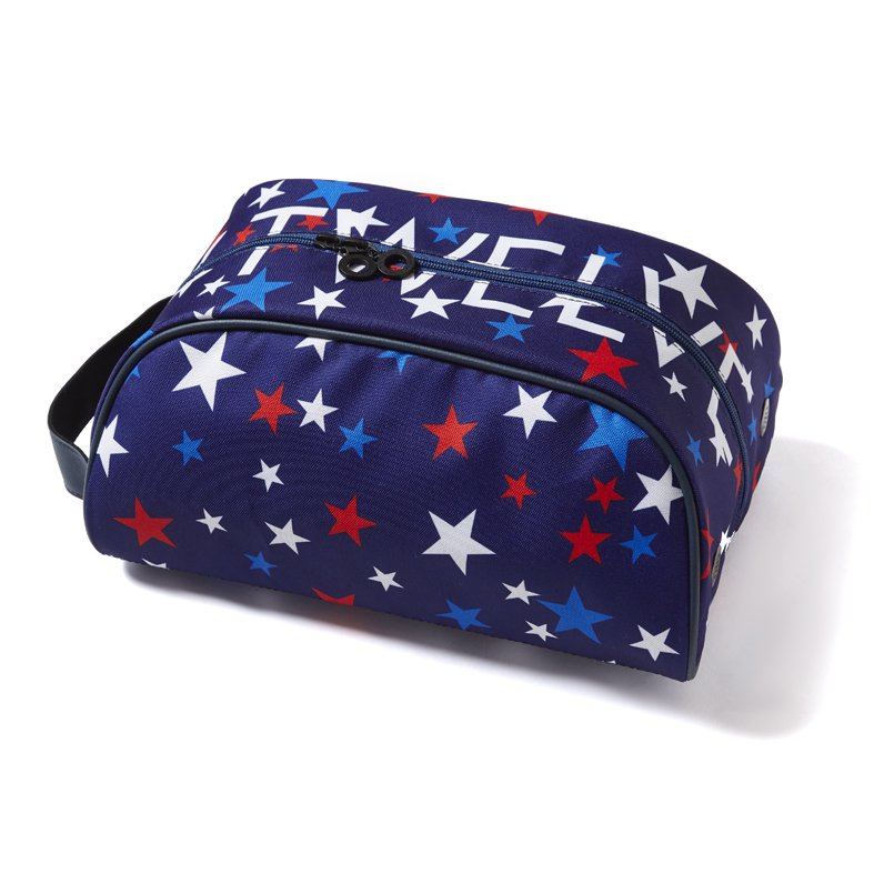MULTI STAR SHOES CASE(NAVY)