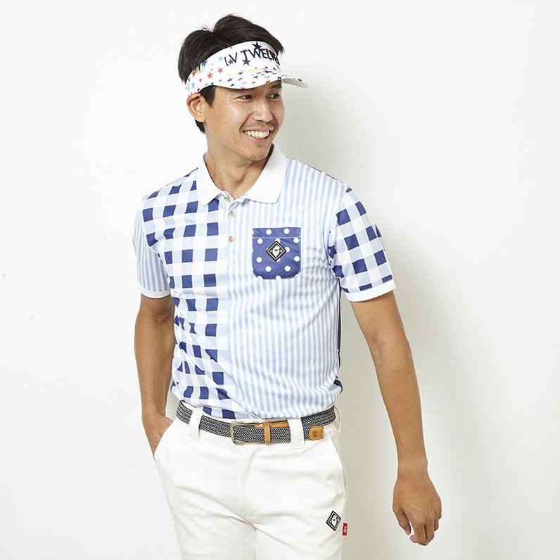 BONBON  POLO(BLUE)