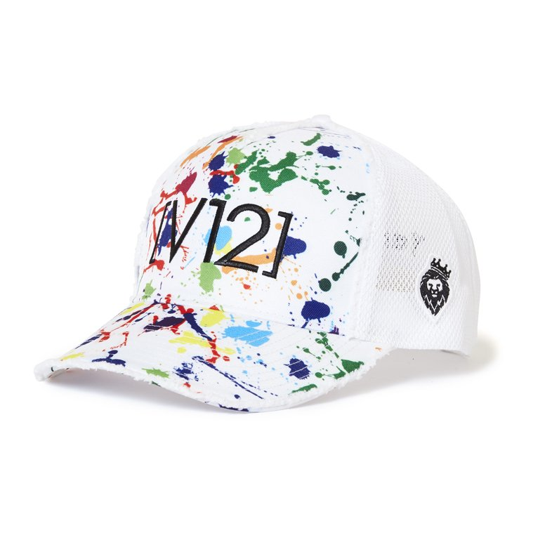 DRIPPING CAP(WHITE)