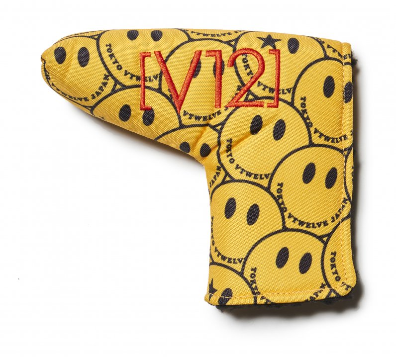SMILE PUTTER (YELLOW)