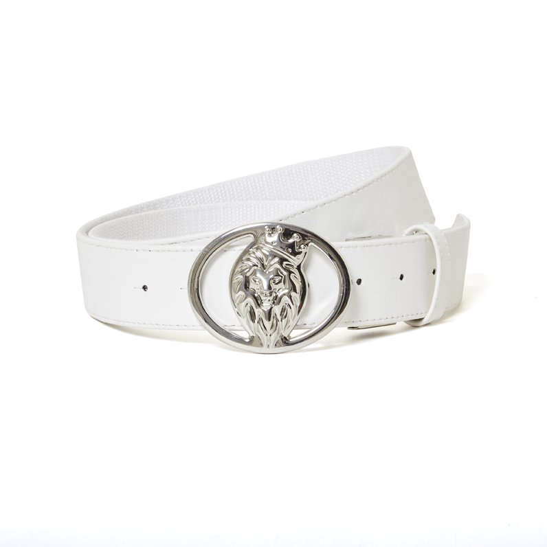 LION BELT(WHITE)