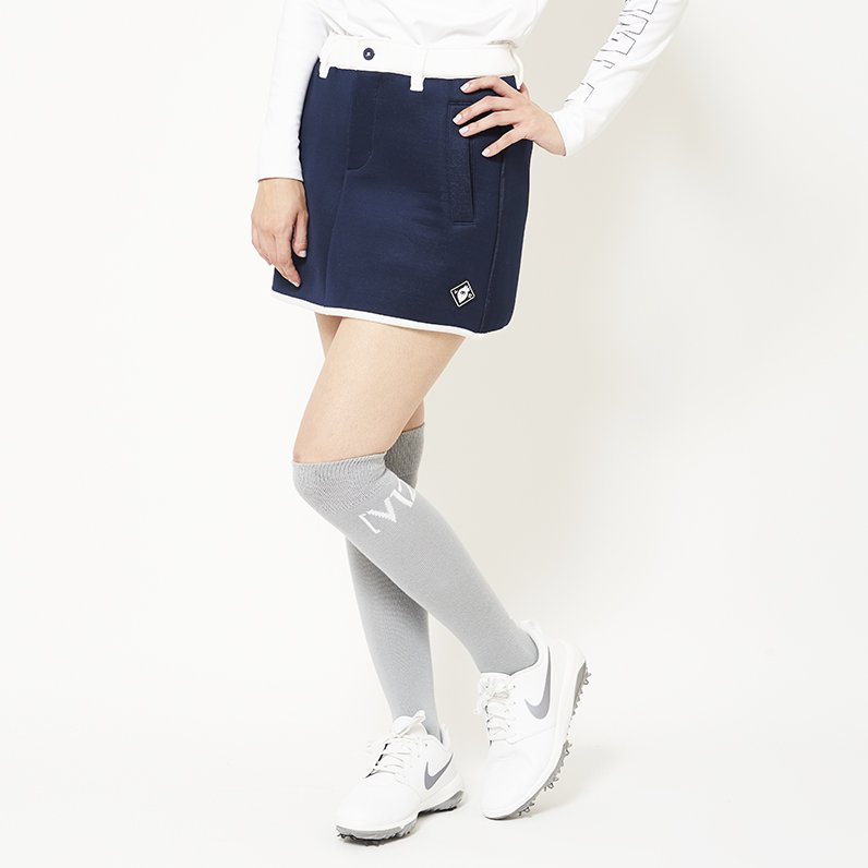 BOND SKIRT(NAVY)