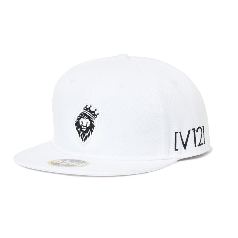 LION CAP(WHITE)