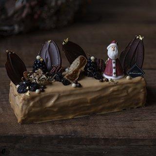 Noël Chocolat 2020 クリスマスケーキ ノエル・ショコラ 配送可【ご予約承り中!!】※12月23日-25日の期間中店頭販売しております