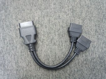 OBD2分岐コネクター