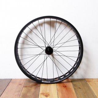 Wicked Custom Wheel / Surly Clown Shoe Rim × Industry Nine Torch Classic Fat Bike Hub Front