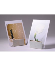 AMBER Business  Card Holder