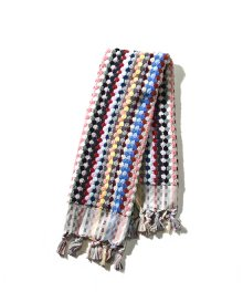 Pompom Towel Multi color Small