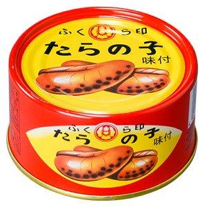 ふくら印 たらの子味付け缶大