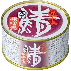 鯖八丁味噌煮缶