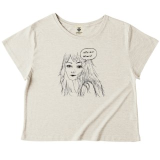 Girl Doesn't Know - dolman oatmeal