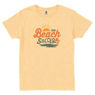 Beach Soccer - sunset yellow