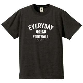Everyday Football CLG - heather black