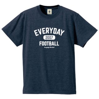 Everyday Football CLG - heather navy<img class='new_mark_img2' src='//img.shop-pro.jp/img/new/icons14.gif' style='border:none;display:inline;margin:0px;padding:0px;width:auto;' />