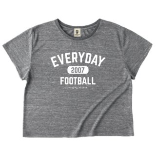 Everyday Football CLG - dolman heather gray