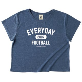 Everyday Football CLG - dolman heather navy