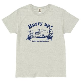 Hurry Up! - oatmeal navy<img class='new_mark_img2' src='//img.shop-pro.jp/img/new/icons14.gif' style='border:none;display:inline;margin:0px;padding:0px;width:auto;' />