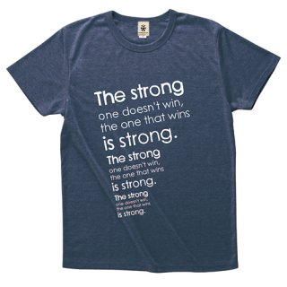The Strong - deep heather navy