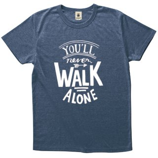 Youll Never Walk Alone - deep heather navy