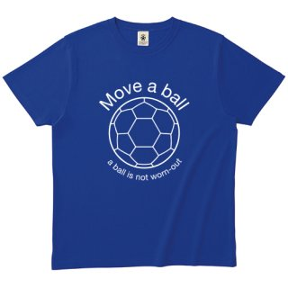 Move A Ball - royal blue