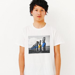 Anthem Moai - white