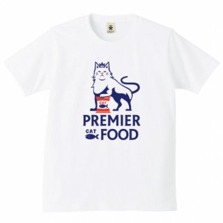 Premier Cat Food - white