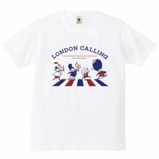 London Calling - white