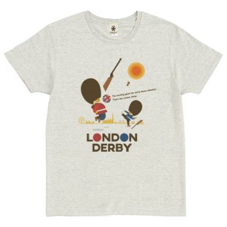 London Derby - oatmeal