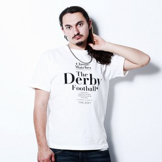 The Derby - cream white