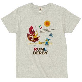 Rome Derby - oatmeal