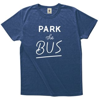 Park The Bus Typo. - deep heather navy<img class='new_mark_img2' src='https://img.shop-pro.jp/img/new/icons14.gif' style='border:none;display:inline;margin:0px;padding:0px;width:auto;' />