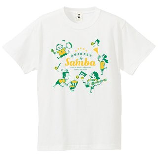 Quartet de Samba - cream white<img class='new_mark_img2' src='https://img.shop-pro.jp/img/new/icons14.gif' style='border:none;display:inline;margin:0px;padding:0px;width:auto;' />