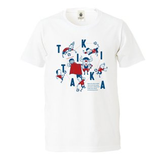 TIKI TAKA - white<img class='new_mark_img2' src='https://img.shop-pro.jp/img/new/icons14.gif' style='border:none;display:inline;margin:0px;padding:0px;width:auto;' />