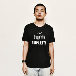 Doppietta Tripletta - black<img class='new_mark_img2' src='https://img.shop-pro.jp/img/new/icons14.gif' style='border:none;display:inline;margin:0px;padding:0px;width:auto;' />