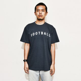 Football Typo. - slate gray navy<img class='new_mark_img2' src='https://img.shop-pro.jp/img/new/icons14.gif' style='border:none;display:inline;margin:0px;padding:0px;width:auto;' />