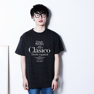 The Derby El Clasico - heather black<img class='new_mark_img2' src='https://img.shop-pro.jp/img/new/icons14.gif' style='border:none;display:inline;margin:0px;padding:0px;width:auto;' />