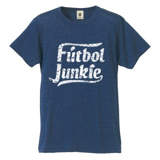 Football Junkie - deep navy