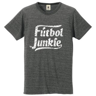 Football Junkie - charcoal