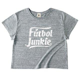 Football Junkie - dolman gray