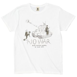 No War - white
