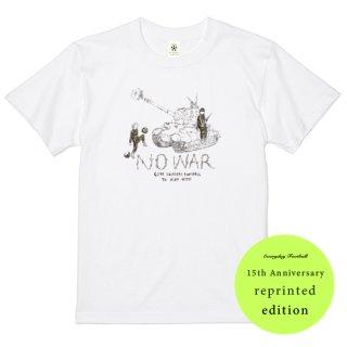 No War - white