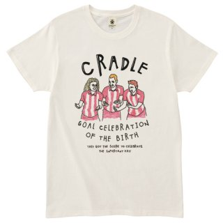Cradle : Goal Celebration - off white