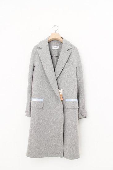 NAIFE/ Chesterfield coat