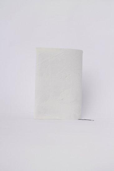 壁ブックカバー/白
