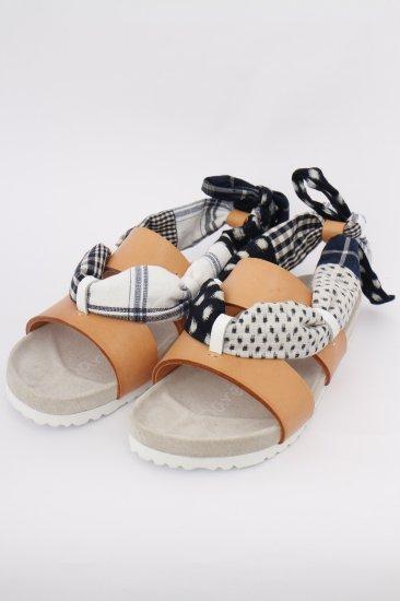 kofu white sandal