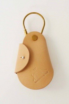 Shoehorn  key case / natural