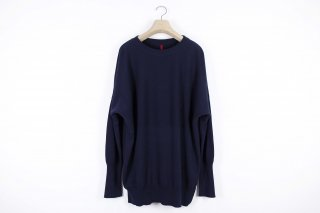 Cotton Knit / navy